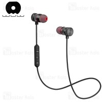 In-Ear Wireless Sports Earphones with Remote and Mic WUW-R26