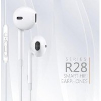 In-Ear Earpods Earphones with Remote and Mic WUW-R28