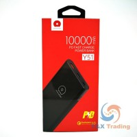 WUW - Power Bank Qualcomm Ultra Quickcharge Output 10000mah  WUW-Y51