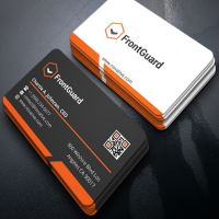 Adam Portfolio - Personalized Custom Business Card Design