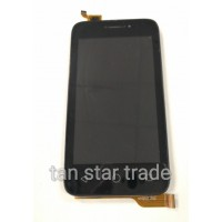 lcd assembly with frame Alcatel Pixi 3 4.0 4013 4013M