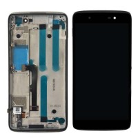 lcd digitizer with frame for Alcatel 6055 idol 4 6055H 6055B