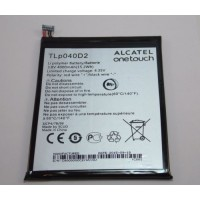 replacement battery TLp040D2 for Alcatel Onetouch Pixi 7 9007T