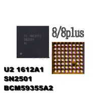 charging ic chip U6300 U2 56pins 1612A1 for iphone 8 iphone 8 plus