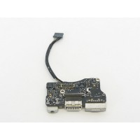 "DC In-Board Power Jack I/O Board For 13"" MacBook Air 2012 A1466 820-3214-A"