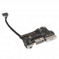 "DC In-Board Power Jack I/O Board For 13"" MacBook Air 2013-2015 A1466 820-3455-A 923-0439"