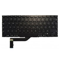 "Keyboard Canadian French for Apple 15"" MacBook Pro A1398"