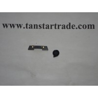Apple ipad 2 home button with Flex PCB board Black