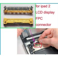 LCD FPC Plug Clip Connector on Logic Board for Apple ipad 2