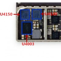 U4150 Digital controller touch chip ic for iPad 6 iPad air 2