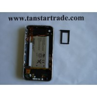 iPhone 3G complete back housing assembly