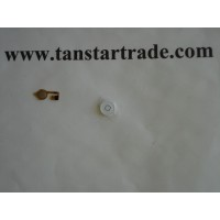 Apple iphone 3G home button flex cable and button set White