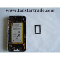 iPhone 3GS complete back housing assembly