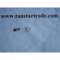 Apple iphone 3GS home button flex cable and button set White