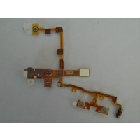 Iphone 3GS audio jack power button flex