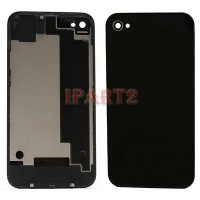 Glass Back Cover Housing for iPhone 4S