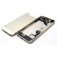 back housing full installed for iphone 5S