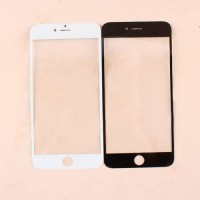 LCD lens front glass for iphone 6 Plus 6+ 5.5