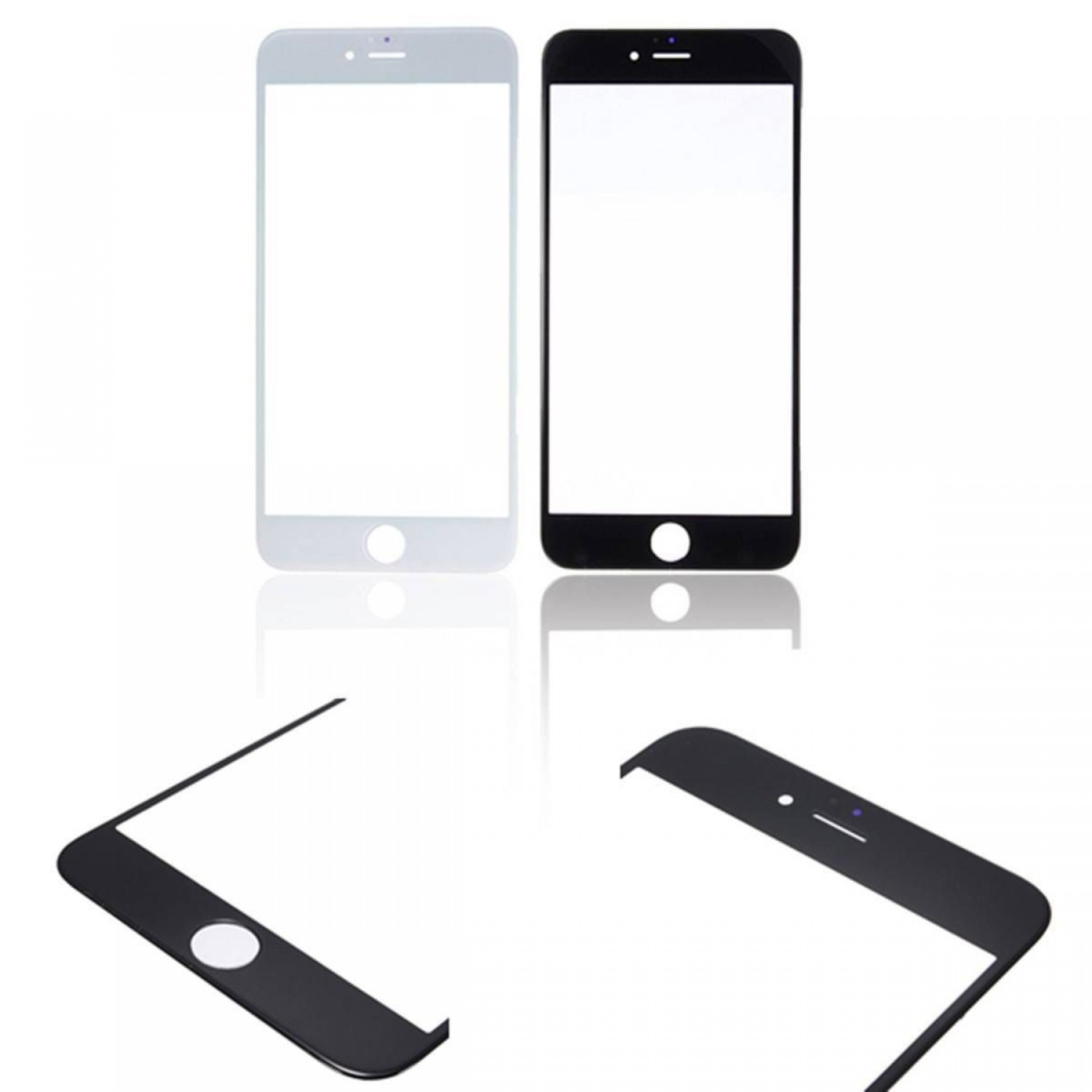 LCD lens front glass for iphone 6s 4.7