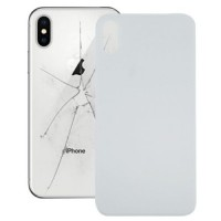 back glass BIG camera hole for iphone X