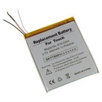 replacement battery for IPOD TOUCH 1st
