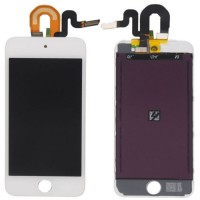 LCD digitizer assembly for Apple ipod Touch 6 6th White