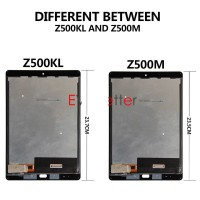 lcd digitizer for Asus ZenPad 3S 10 Z500 Z500KL P001