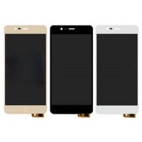 LCD digitizer assembly BLACK for Asus Zenfone 3 Max 5.2 ZC520TL