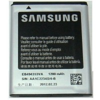 Replacement battery Samsung EB494353VU i5510 S5330 T499 i857