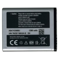 Replacement battery Samsung AB474350BU i550 T749 T746 S5750