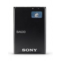 Replacement battery for Sone Ericsson BA600 ST25i