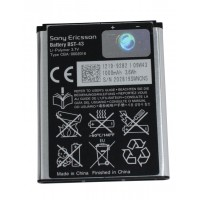 Replacement battery for Sony Ericsson U100i J10 WT13i CK15i J20