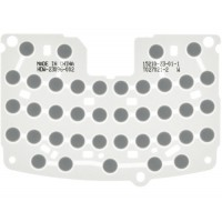 Blackberry 9700 9780 keypad keyboard membrane