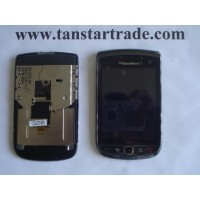 Blackberry black Torch 9800 lcd screen touch assembly
