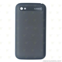 back battery cover for blackberry Q20 Classic Black