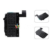 keypad keyboard assembly for blackberry Q20 Classic Black