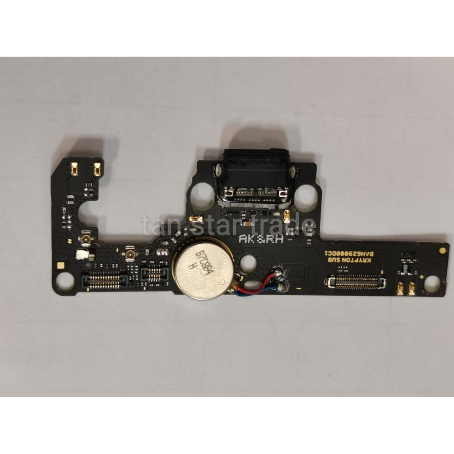 charging port assembly for Blackberry Motion BBD100-1 BBD100-2