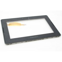 Blackberry Playbook digitizer touch screen with frame