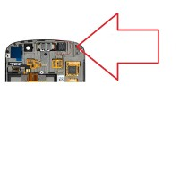 Light sensor for Blackberry Q10