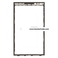 LCD display Frame bezel for BlackBerry Z10 Black