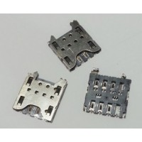 Sim connector for BlackBerry Z10 Q10