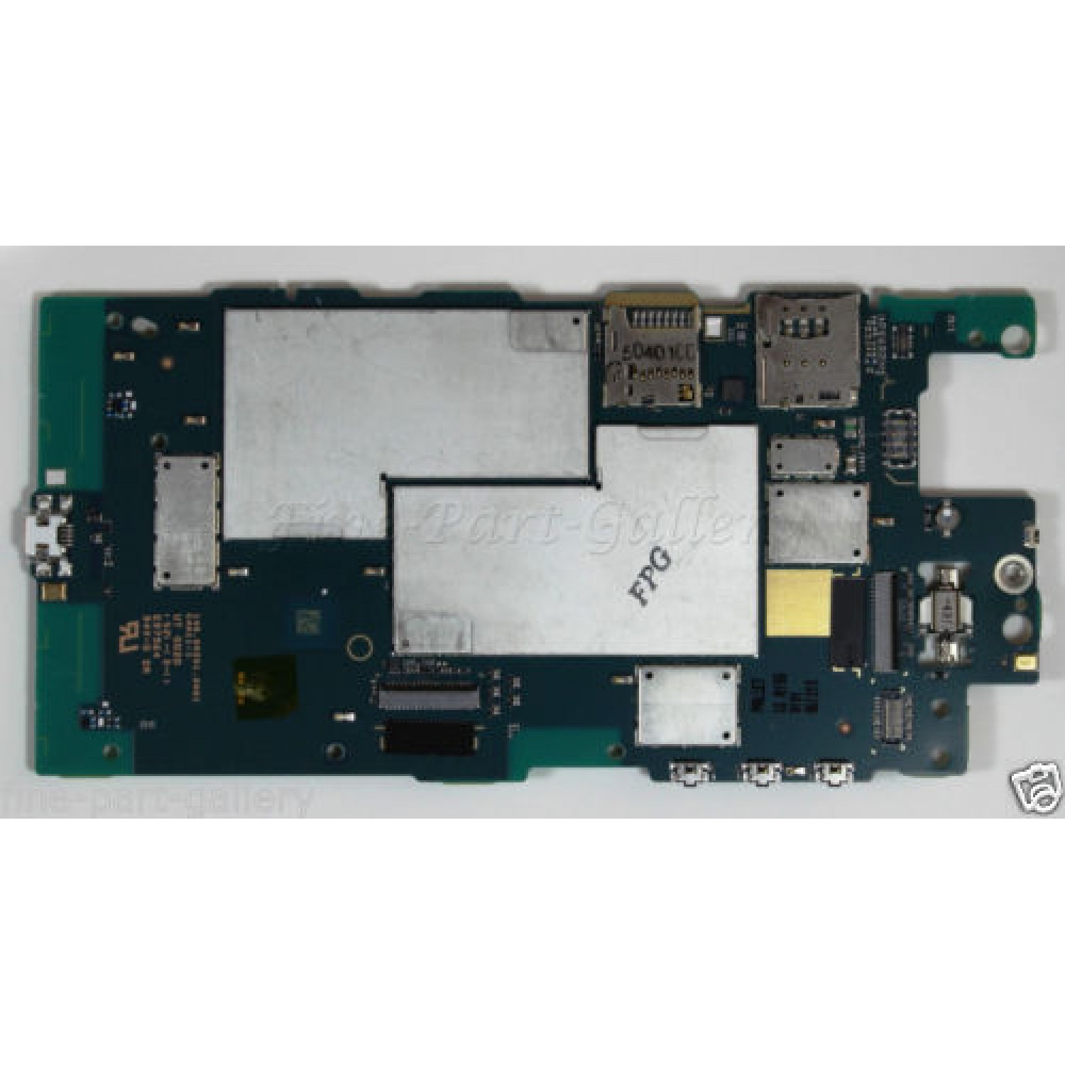 montherboard for blackberry Leap Z20