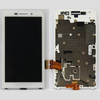 LCD display digitizer assembly with frame BlackBerry Z30