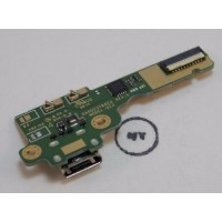 charging port PCB for Verizon ellipsis 8 QTAQZ3