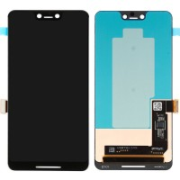 "lcd digitizer assembly for Google Pixel 3 XL 6.3"" BLAC"
