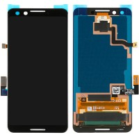 "lcd digitizer assembly for Google Pixel 3 5.5"" BLACK"