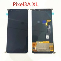 lcd digitizer assembly for Google Pixel 3a XL BLACK