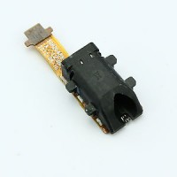 Audio jack flex for HTC 8X Zenith C620d C620e