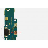 Charging port for HTC 8X Zenith C620d C620e