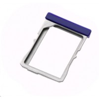 BLUE sim tray for HTC 8X Zenith C620d C620e